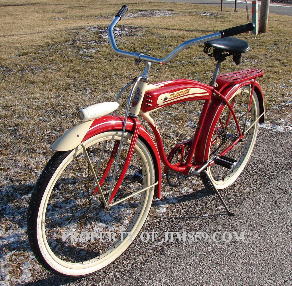 Dating schwinn tires